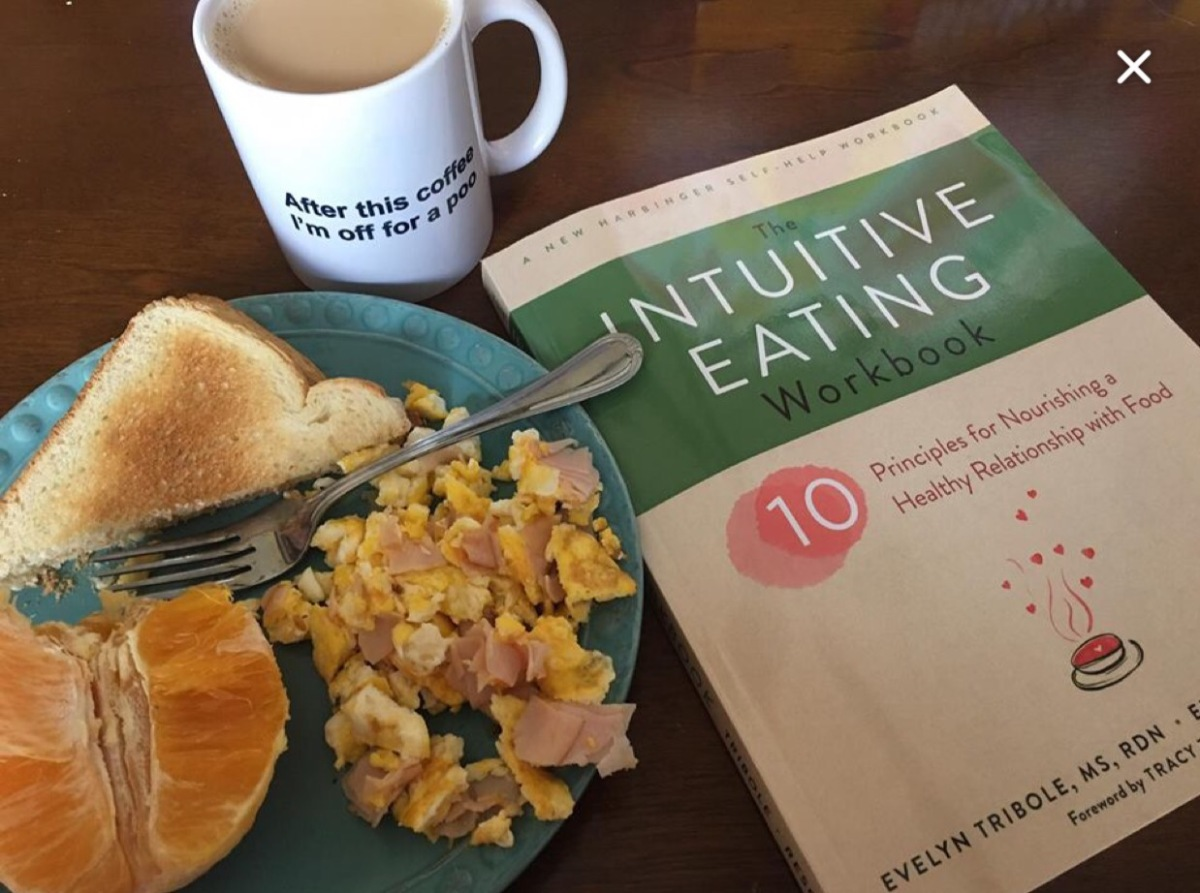 Ditching the DietMentality